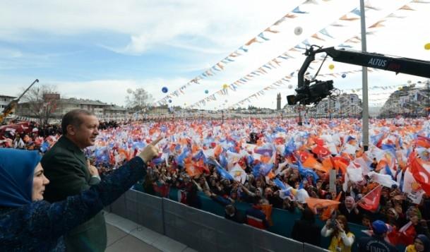 Başbakan Erdoğan Sivas'ta 11