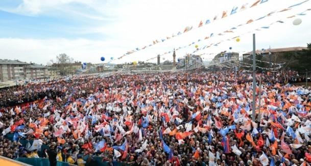 Başbakan Erdoğan Sivas'ta 13