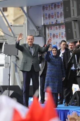 Başbakan Erdoğan Sivas'ta 3