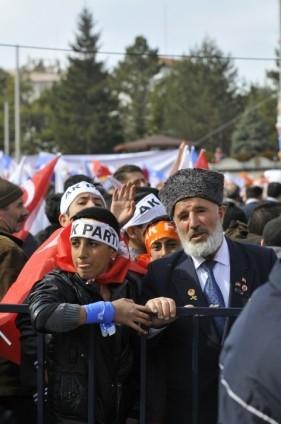 Başbakan Erdoğan Sivas'ta 6