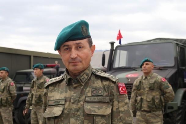 """Bosna ordusuna """"Mehmetçik""""ten eğitim 1"""