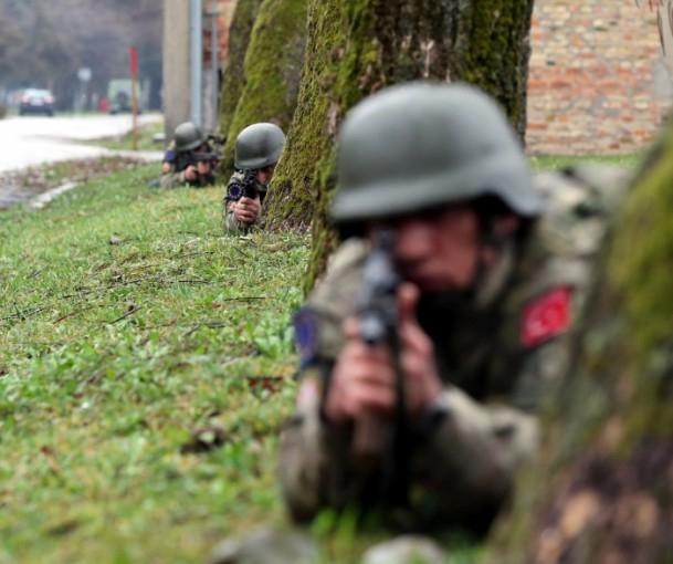 """Bosna ordusuna """"Mehmetçik""""ten eğitim 10"""