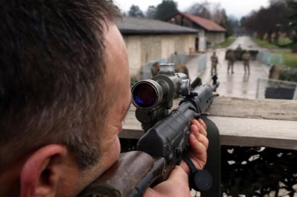 """Bosna ordusuna """"Mehmetçik""""ten eğitim 11"""