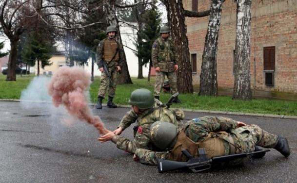 """Bosna ordusuna """"Mehmetçik""""ten eğitim 12"""