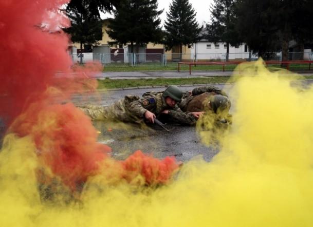 """Bosna ordusuna """"Mehmetçik""""ten eğitim 13"""