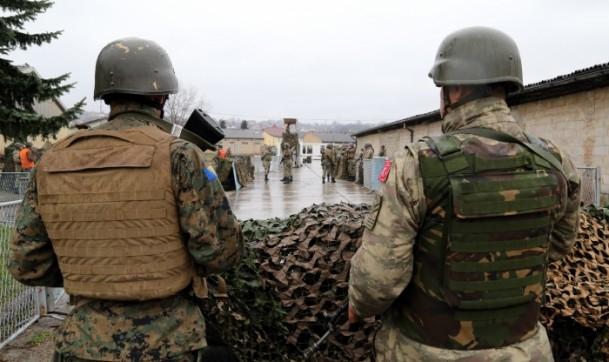 """Bosna ordusuna """"Mehmetçik""""ten eğitim 2"""