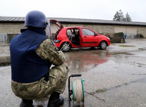 """Bosna ordusuna """"Mehmetçik""""ten eğitim 4"""