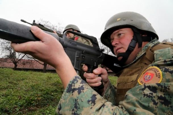 """Bosna ordusuna """"Mehmetçik""""ten eğitim 5"""