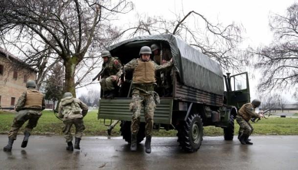 """Bosna ordusuna """"Mehmetçik""""ten eğitim 6"""