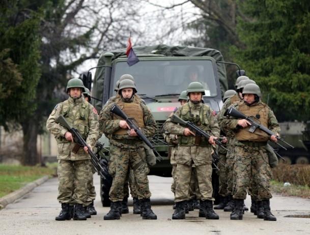"""Bosna ordusuna """"Mehmetçik""""ten eğitim 7"""