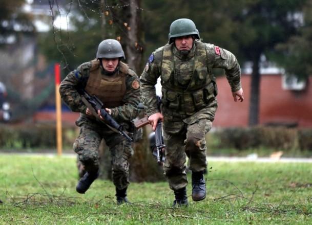 """Bosna ordusuna """"Mehmetçik""""ten eğitim 9"""