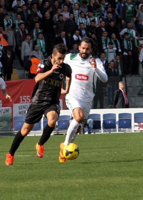 Gençlerbirliği - Torku Konyaspor 3