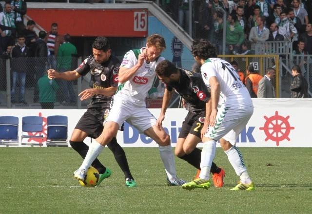 Gençlerbirliği - Torku Konyaspor 4