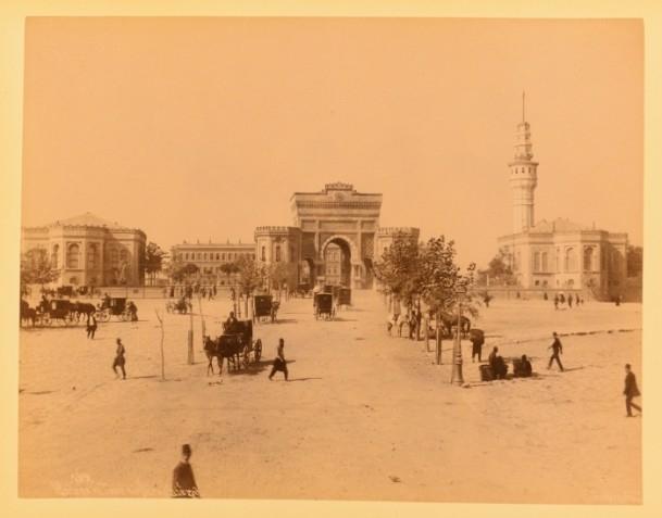 Gül'e eski İstanbul fotoğrafları sürprizi 10