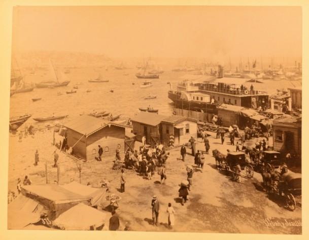 Gül'e eski İstanbul fotoğrafları sürprizi 5