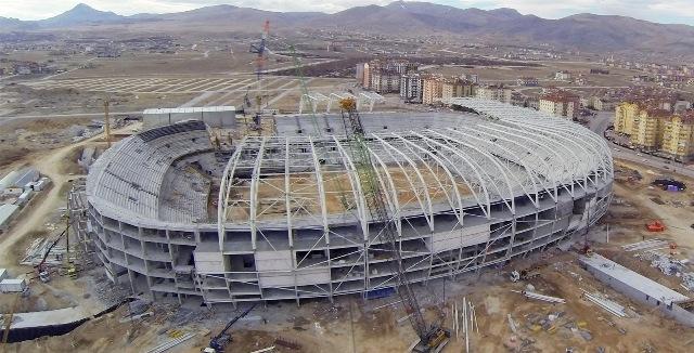 Konya yeni stadyumuna kavuşuyor 1