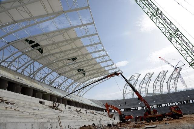 Konya yeni stadyumuna kavuşuyor 6