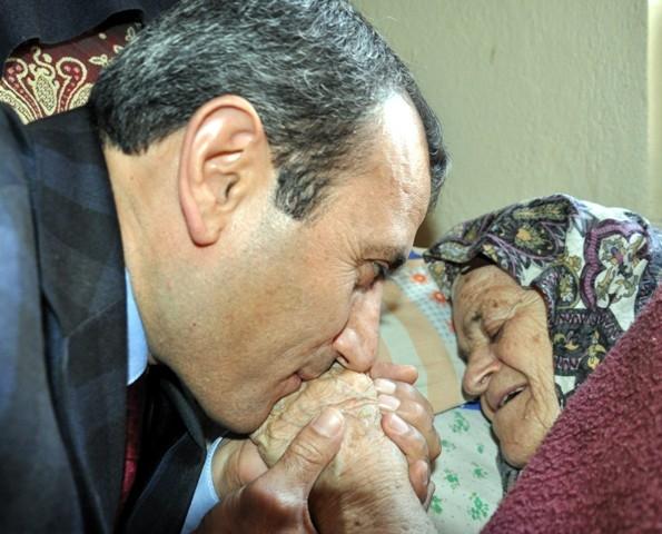 Seydişehir Kaymakamı Fakirin Fukaranın yanında 11