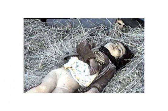 Ermenilerin Hocalı'da uyguladığı soykırımın 22. Yılı 10