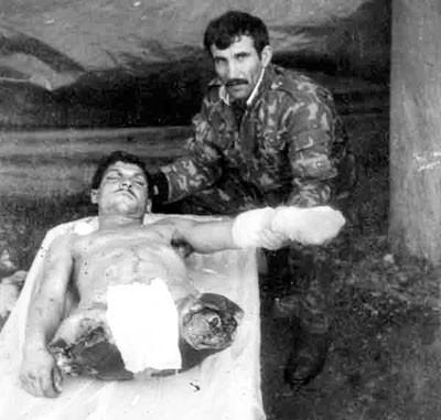 Ermenilerin Hocalı'da uyguladığı soykırımın 22. Yılı 22