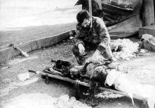 Ermenilerin Hocalı'da uyguladığı soykırımın 22. Yılı 3