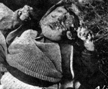 Ermenilerin Hocalı'da uyguladığı soykırımın 22. Yılı 4