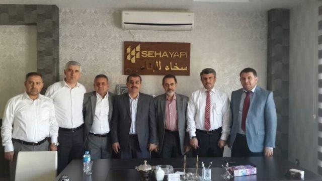 MÜSİAD Erbil'de Temsilcilik Açtı 10