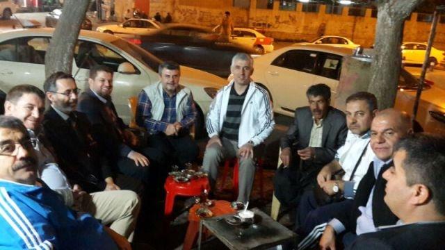 MÜSİAD Erbil'de Temsilcilik Açtı 12