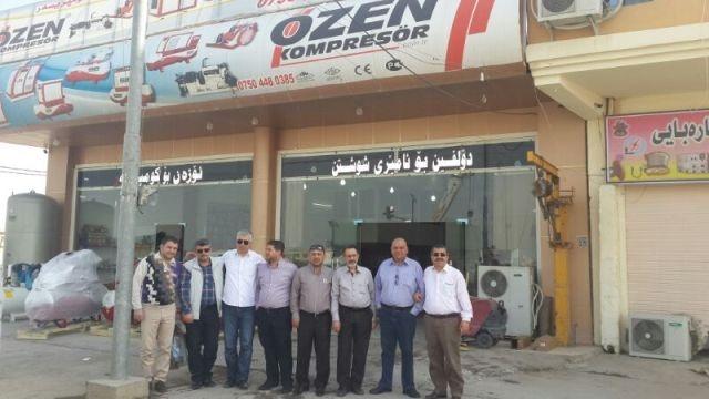 MÜSİAD Erbil'de Temsilcilik Açtı 14