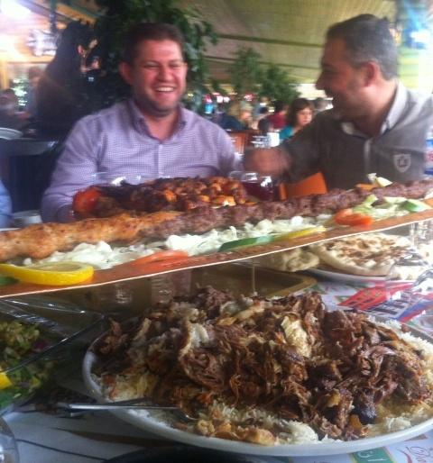 MÜSİAD Erbil'de Temsilcilik Açtı 15