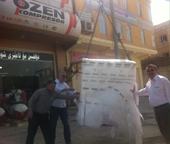 MÜSİAD Erbil'de Temsilcilik Açtı 16