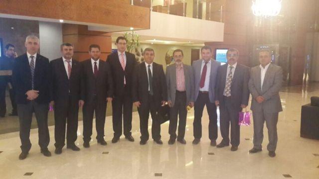 MÜSİAD Erbil'de Temsilcilik Açtı 17