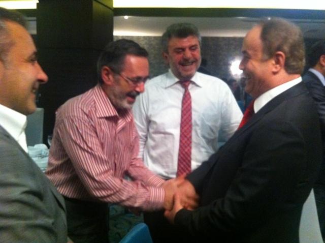 MÜSİAD Erbil'de Temsilcilik Açtı 2