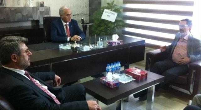 MÜSİAD Erbil'de Temsilcilik Açtı 4