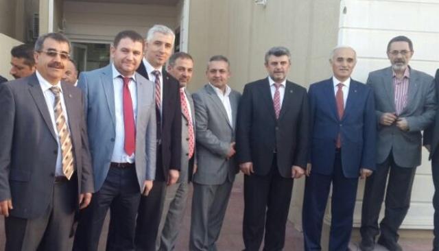 MÜSİAD Erbil'de Temsilcilik Açtı 5