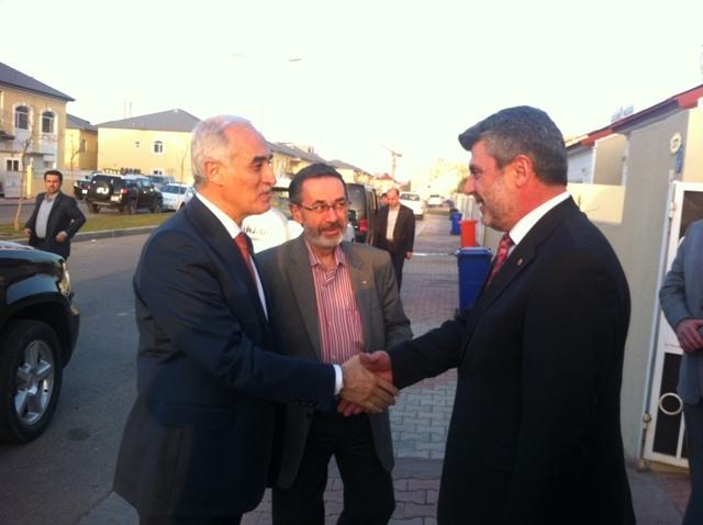 MÜSİAD Erbil'de Temsilcilik Açtı 6