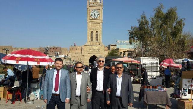 MÜSİAD Erbil'de Temsilcilik Açtı 7