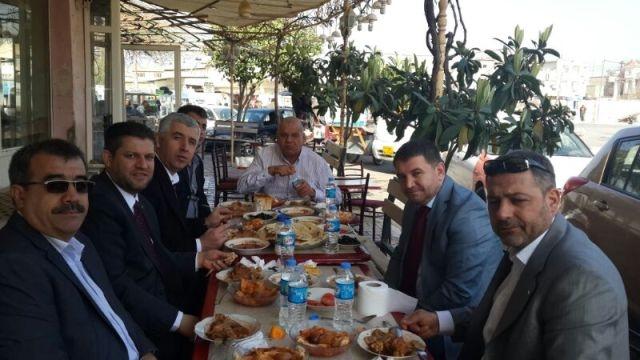 MÜSİAD Erbil'de Temsilcilik Açtı 8