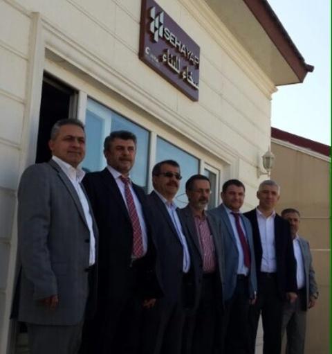 MÜSİAD Erbil'de Temsilcilik Açtı 9