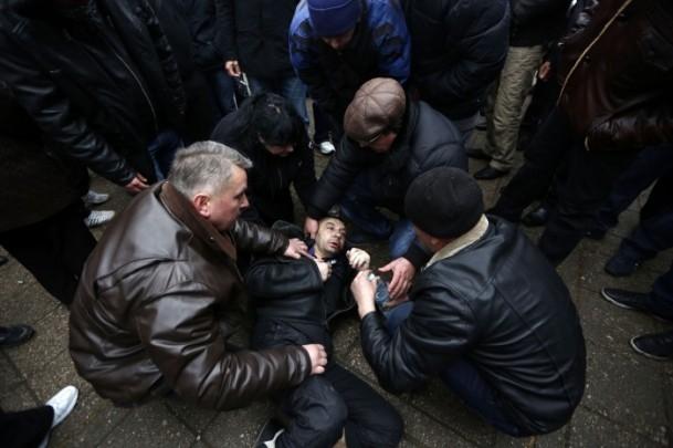 Kırım'da gerginlik sürüyor 16