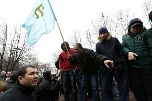 Kırım'da gerginlik sürüyor 21
