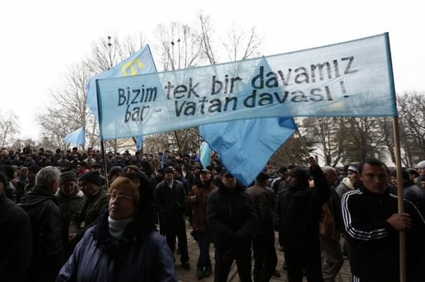 Kırım'da gerginlik sürüyor 23