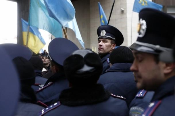 Kırım'da gerginlik sürüyor 25