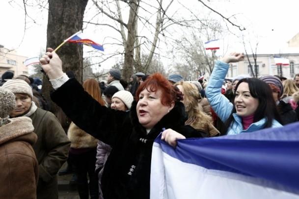 Kırım'da gerginlik sürüyor 28