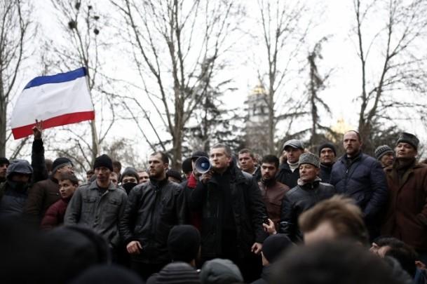 Kırım'da gerginlik sürüyor 3