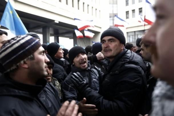 Kırım'da gerginlik sürüyor 30