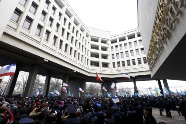 Kırım'da gerginlik sürüyor 31