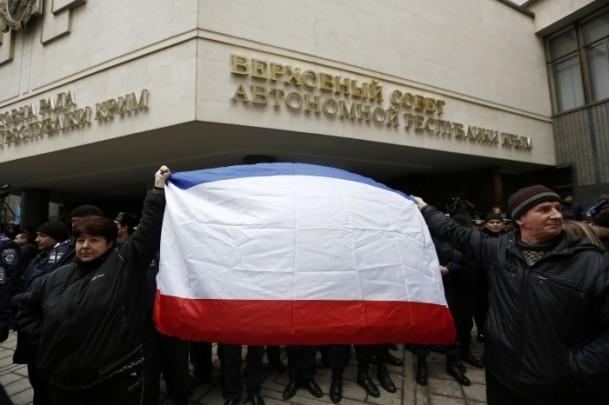 Kırım'da gerginlik sürüyor 32