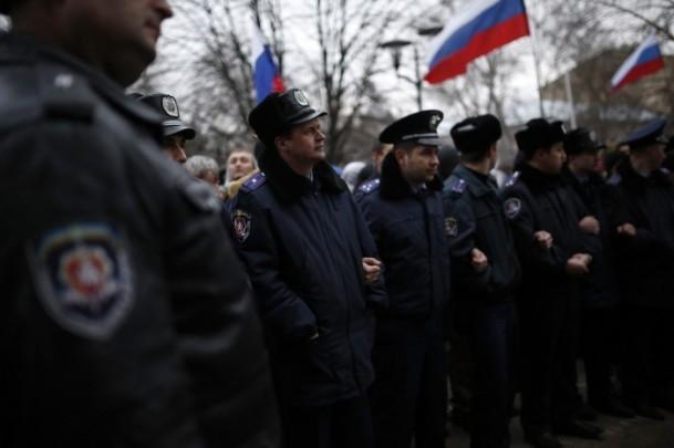 Kırım'da gerginlik sürüyor 33