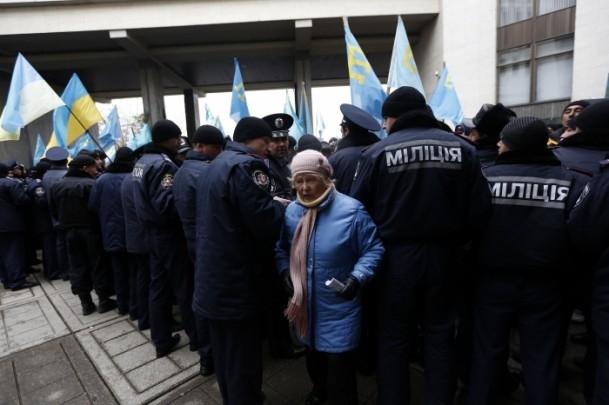 Kırım'da gerginlik sürüyor 34